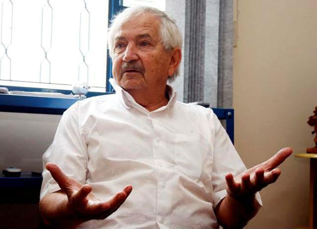 Almir Grings percorreu o Caminho de Santiago da Compostela e é idealizador do Caminho da Fé