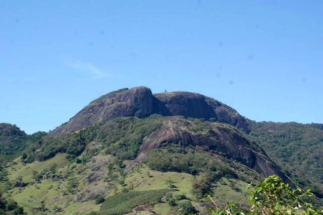 A Pedra do Elefante proporciona atividades para turistas de aventura em diversos níveis