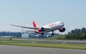 Avianca recebe primeiro Boeing 787 Dreamliner