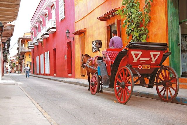 Cartagena é o principal destino colombiano para quem busca cultura, depois de Bogotá Foto: Procolombia