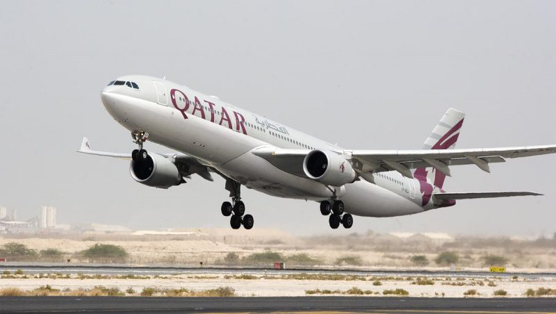 Qatar airways adquire cota de participao da latam dirio do turismo qatar airways adquire cota de participao da latam stopboris Image collections