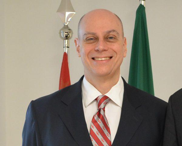 Lawrence Reinisch, diretor da WTM: 'mudar para o Center Norte é alcançar novo estágio'