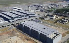 GRU Airport cresce 3% no transporte internacional de carga aérea