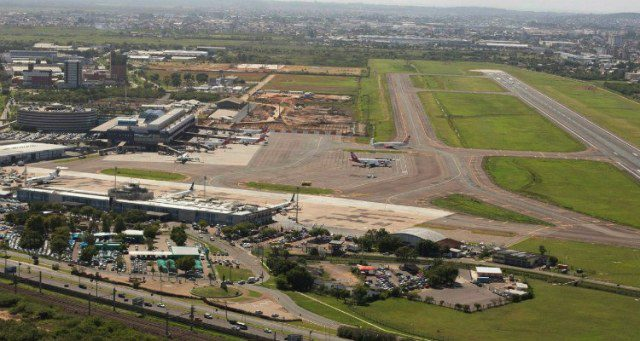 Salgado Filho recebe exposição sobre bastidores do aeroporto