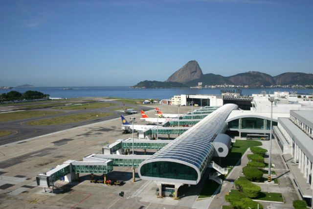 Santos Dumont terá horário estendido e voos na madrugada durante Olimpíada