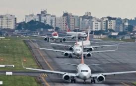 Demanda por voos domésticos cresce 9,2% em janeiro
