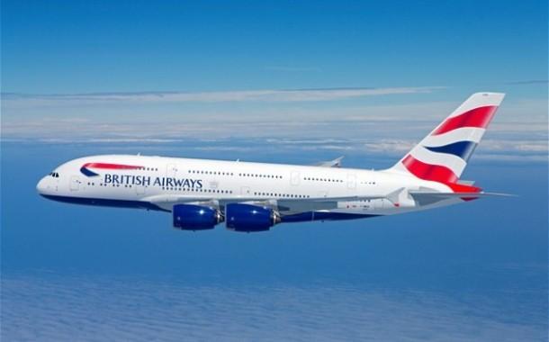 British Airways permite escolha prévia das refeições em voos para São Paulo
