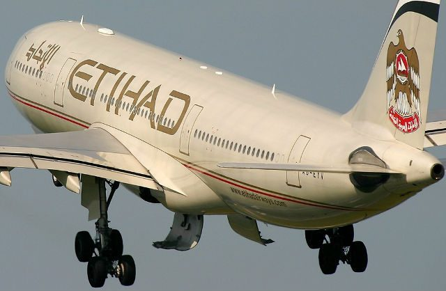 Etihad é eleita Companhia Aérea do Ano para negócios no Business Travel Awards