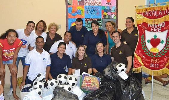Nobile Beach Class Executive realiza mutirão social em prol de entidade Recifense