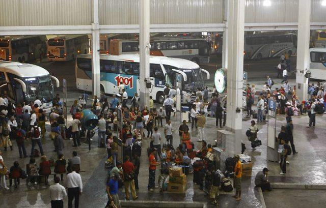 Rodoviária Novo Rio terá 3.790 ônibus extras para atender demanda no carnaval