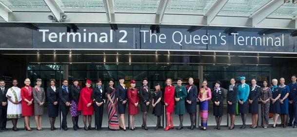 Terminal 2 de Heathrow, em Londres, é eleito aeroporto do ano em premiação