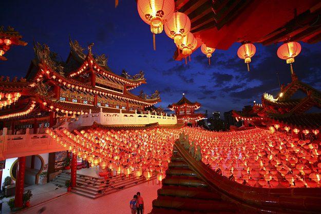 Resultado de imagem para Ano Novo Chinês na china
