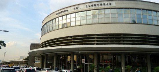 Aeroporto de Congonhas modifica acesso ao setor de embarque
