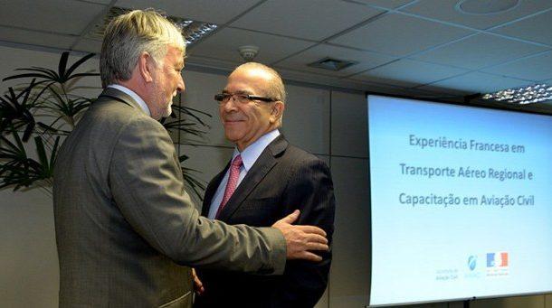Brasil e França apostam em cooperação para desenvolvimento da aviação regional