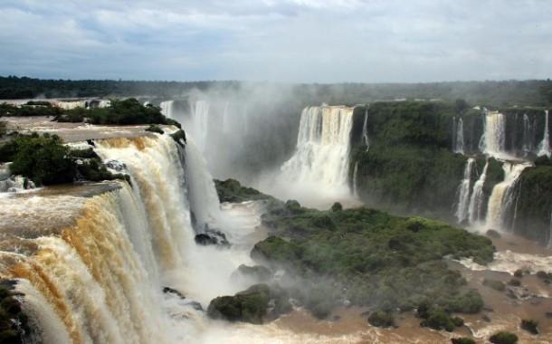 Mais de 1.6 milhão de pessoas visitaram o Parque Nacional do Iguaçu em 2015