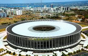 Seis cidades confirmadas como sede do futebol olímpico