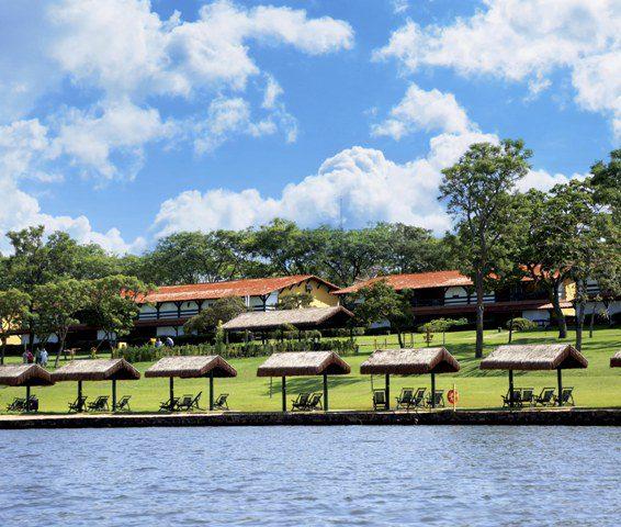 O Broa Golf Resort tem 75 apartamentos
