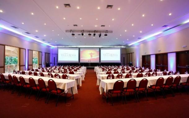Villa Rossa está entre melhores hotéis do Brasil para realização de eventos