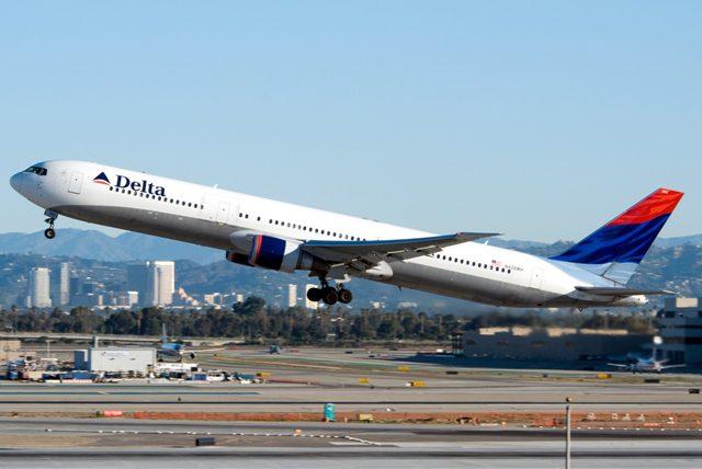 Delta divulga seus desempenho operacional de julho 2018