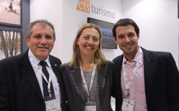 Cruzeiros Australis divulga seus produtos na WTM