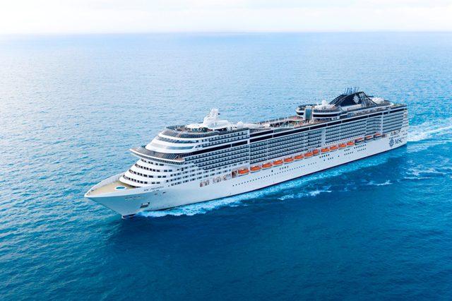 Cerimônias de casamento acontecerão nesta temporada nos navios MSC