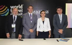 Ministra do Equador otimista com novos projetos apresentados na WTM Latin American 2015