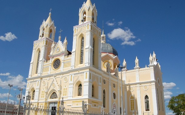 Turismo religioso cresce no Nordeste