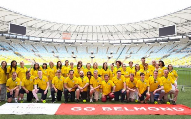Rede Belmond no Brasil recebe agentes Bellini Club