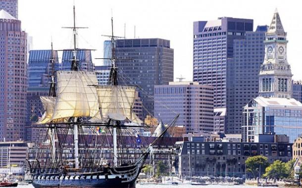 Navio USS Constitution terá reforma aberta ao público em Boston