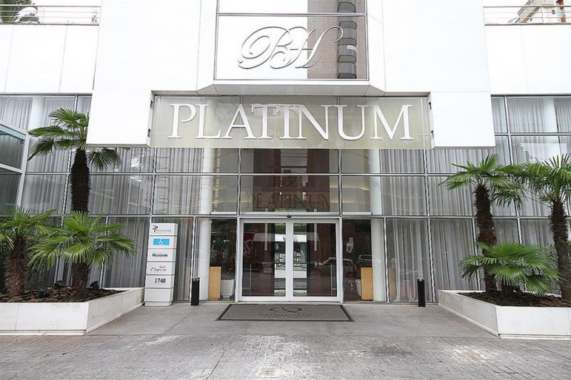 Promenade BH Platinum:  aberto para hóspedes long stay e de fins de semana