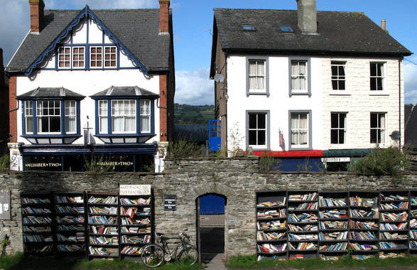 País de Gales tem destino ideal para amantes de livros
