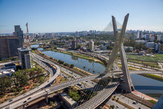 São Paulo e o Instagram