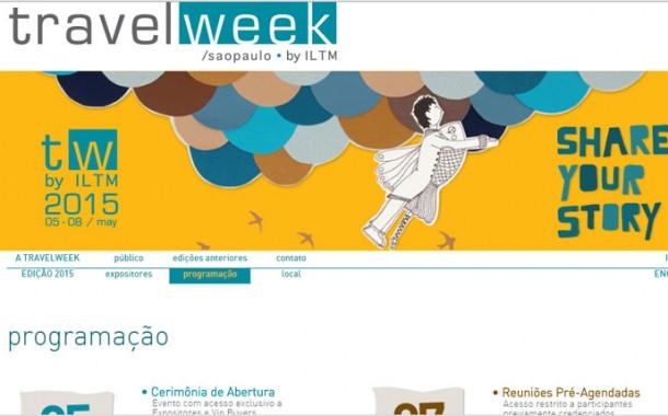 Começa a Travelweek Sao Paulo evento de turismo de luxo