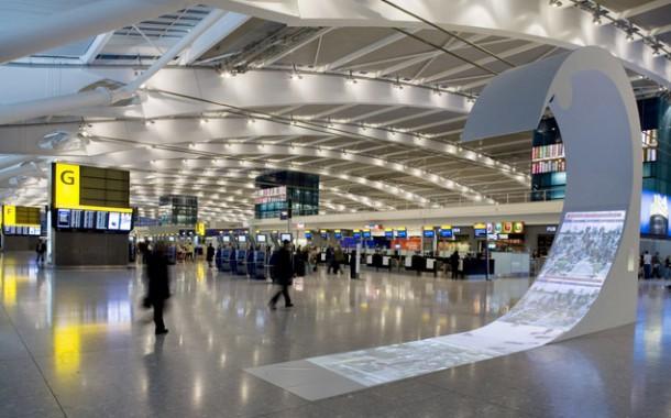 TAM anuncia mudanças no aeroporto de Heathrow, em Londres