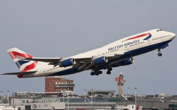 British Airways inaugura voos entre Santiago e Londres