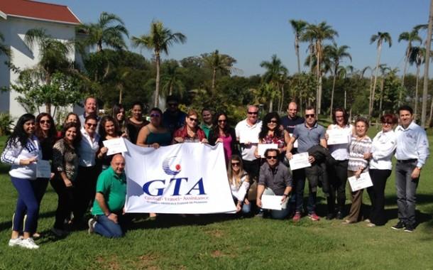 GTA capacita agentes no Mavsa Resort