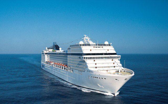 Temporada de cruzeiros 2014/2015 transporta 549 mil turistas
