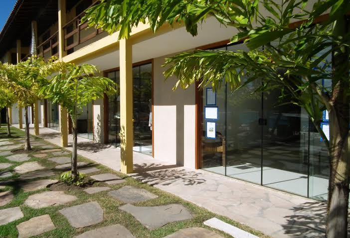 O resort construiu 6 novas lojas de 50 m² cada. (Foto: divulgação)
