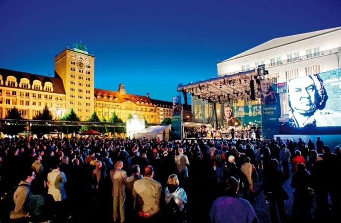 Leipzig Cidade De Herois Beleza E Musica Muita Musica Diario