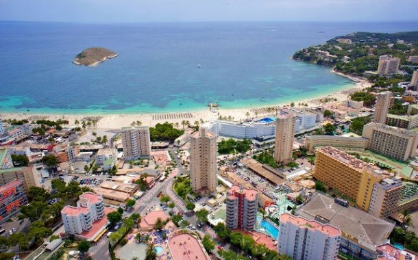 Meliá Hotels International aposta na localidade espanhola de Magaluf, em Mallorca