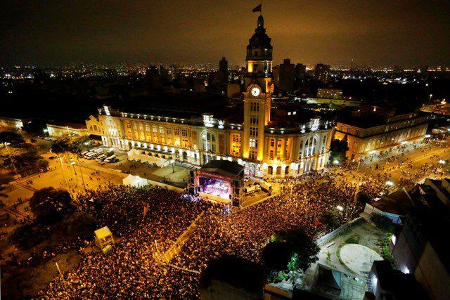 Confira a programação completa da Virada Cultural em São Paulo