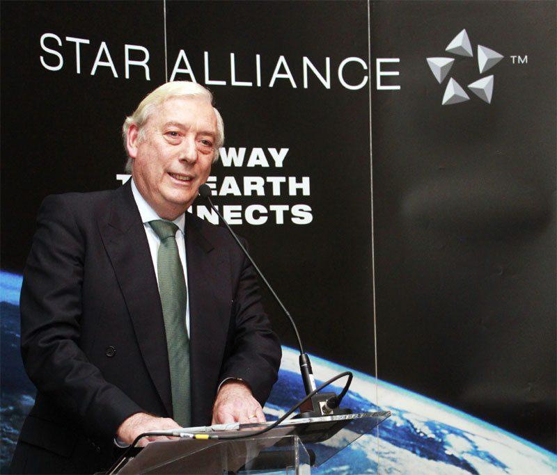 """Ian Gillespie, da Star Alliance: """"entrada da Avianca Brasil vai oferecer conectividade global aos brasileiros"""