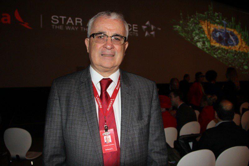 Tarcisio Gargioni, vice presidente Comercial e de Marketing da Avianca