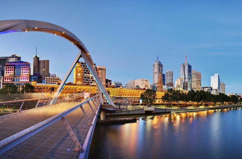 Melbourne, na Austrália, foi eleita pela Unidade de Inteligência da The Economist como a melhor cidade do mundo para se morar