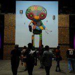 Arte urbana de São Paulo é destaque em evento na zona portuária do Rio