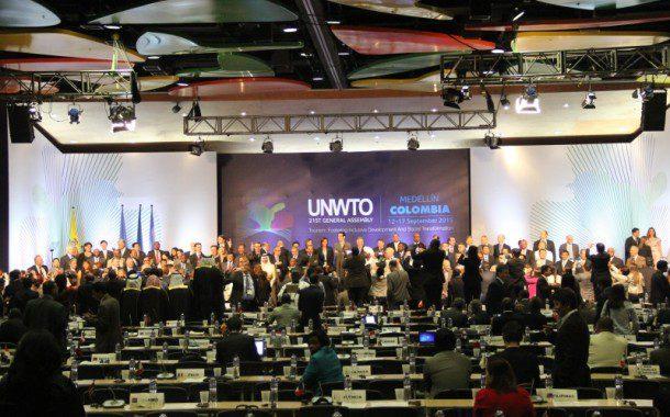 Medellin recebe cúpula da OMT para 21ª Assembleia Mundial de Turismo