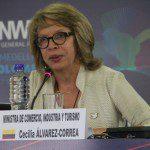 """Ministra de Turismo da Colômbia: """"queremos gerar mais de 300 mil empregos até 2018"""""""