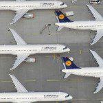 Lufthansa leva crianças para experiência educacional no aeroporto de Guarulhos