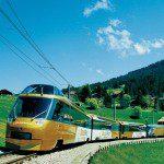 73% dos viajantes pela Europa preferem utilizar o transporte ferroviário
