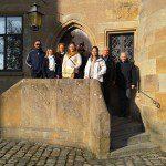 DZT e Condor levam agentes e operadores para rota dos castelos na Alemanha